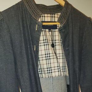 Burberry trench jacket/dress